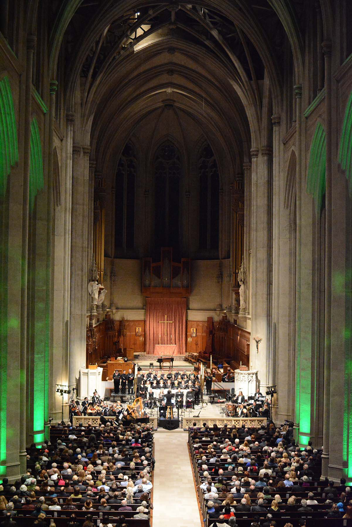 Ireland's Poet-Patriots, Grace Cathedral, April 22, 2016