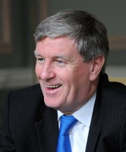 Ambassador of Ireland H.E. Daniel Mulhall