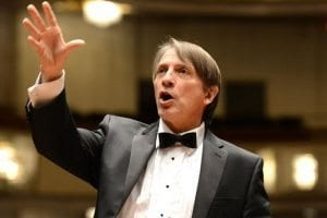 Scott Tucker, Conductor